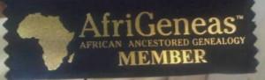 AfriGeneas Banner