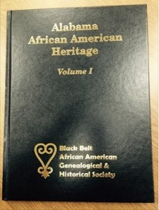 Black Belt Heritage Book