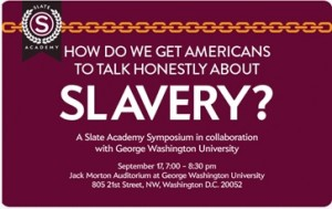 TalkAboutSlavery