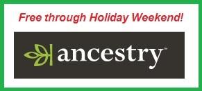 AncestryFree