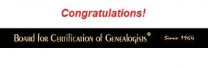 BCG Congratulations