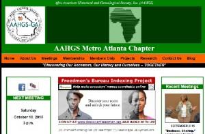 AAHGS Atlanta