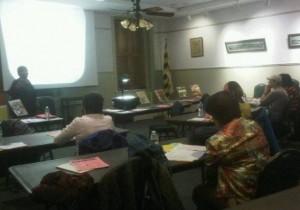 Noreen Teaching Class